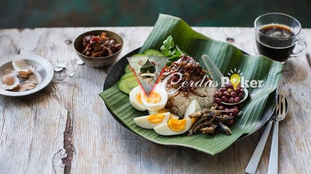 5 Fakta Unik Tentang Nasi Lemak Khas Dari Malaysia