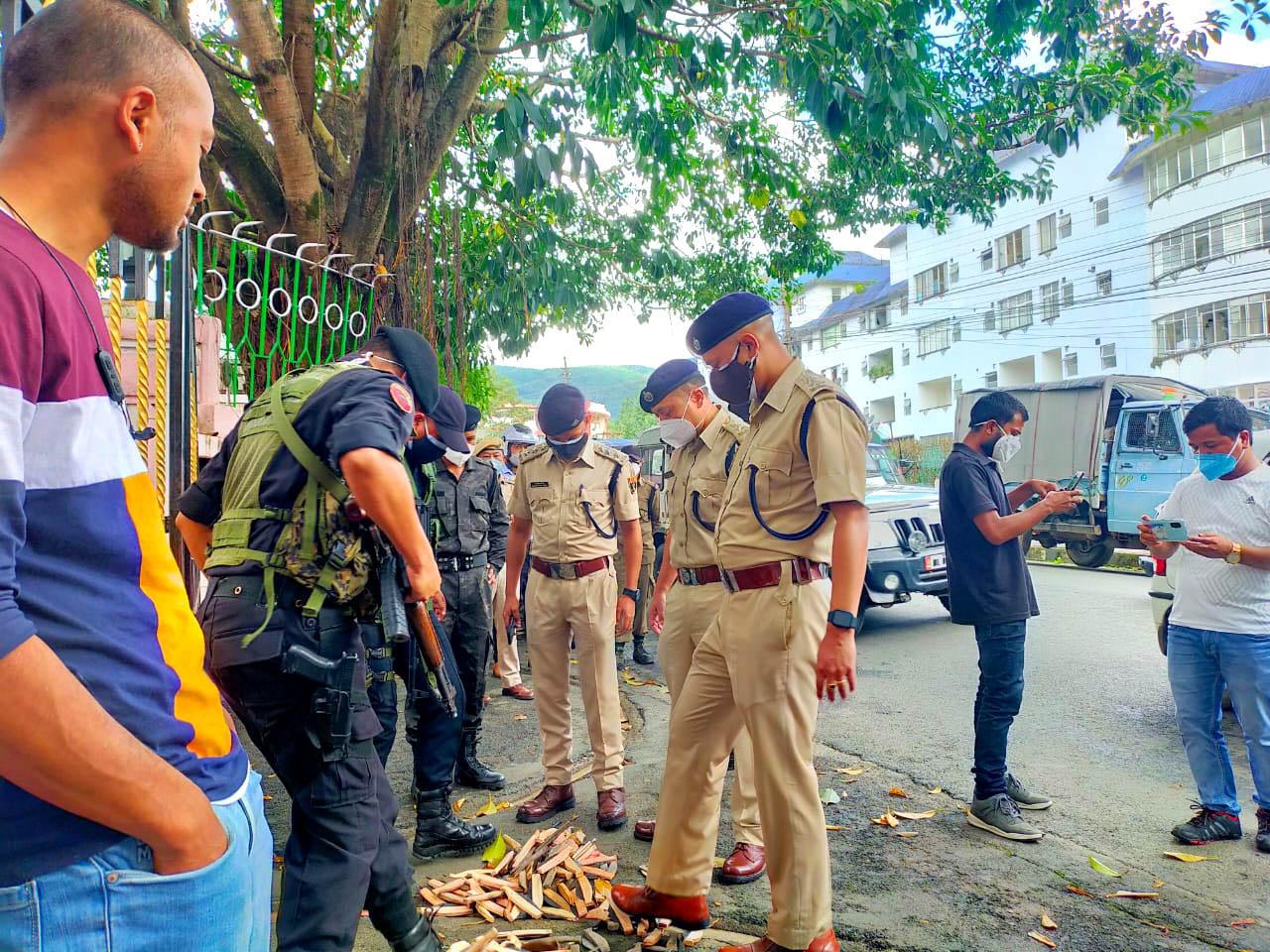 The-group-from-Mawlai-identified-as-Ka-Sur-ki-Paidbah-Ki-Nong-Mawlai-has-surprise-the-police-of-Shil