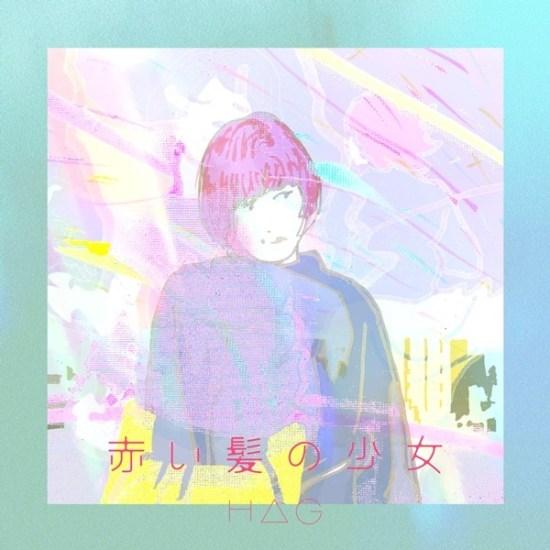 [Single] HAG – Akai Kami no Shoujo