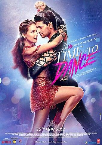 Time to Dance (2021) Hindi 720p HDRip x264 AAC 1.2GB ESub