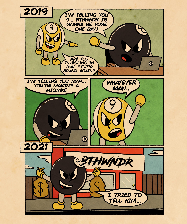 Stocks-Comic