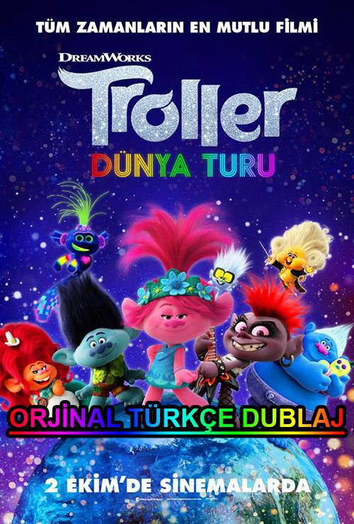 Troller Dünya Turu | 2020 | BDRip | XviD | Türkçe Dublaj | 4K - 720p - 1080p - m720p - m1080p | BluRay | Dual | TR-EN | Tek Link
