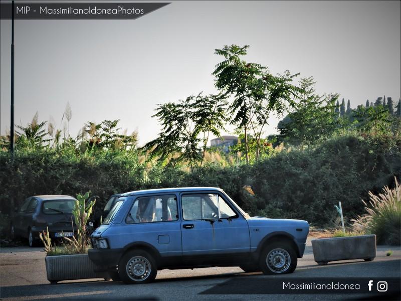 Auto Abbandonate - Pagina 7 Autobianchi-A112