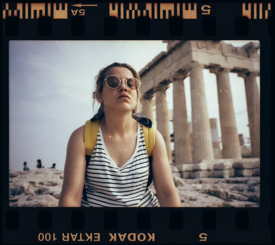 greece contact sheet