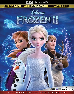 Frozen 2 - Il Segreto Di Arendelle (2019) UHD 2160p HDR10 HEVC E-AC3/AC3 ITA/ENG