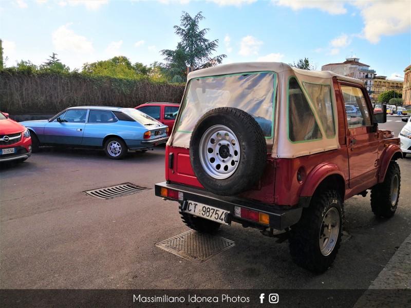avvistamenti auto storiche - Pagina 40 Suzuki-Samurai-1-0-45cv-91-CT987548-2