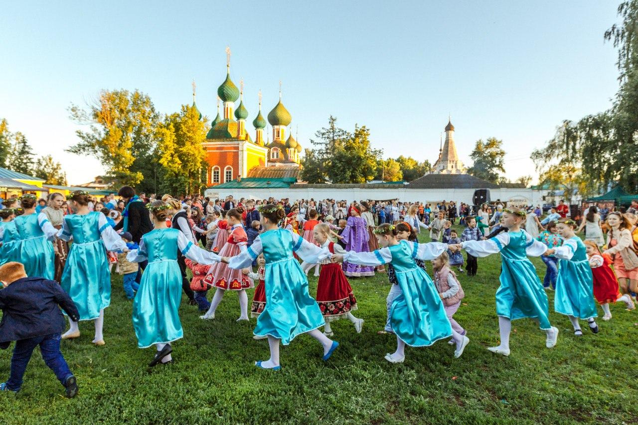 В июне на Золотом кольце пройдут 12 ярких фестивалей,  которые стоит посетить