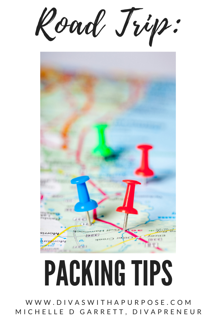 Packing tips for your next road trip.