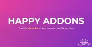 Happy Elementor Addons Pro v1.3.0 / Happy Elementor Addons v2.5.0 - NULLED
