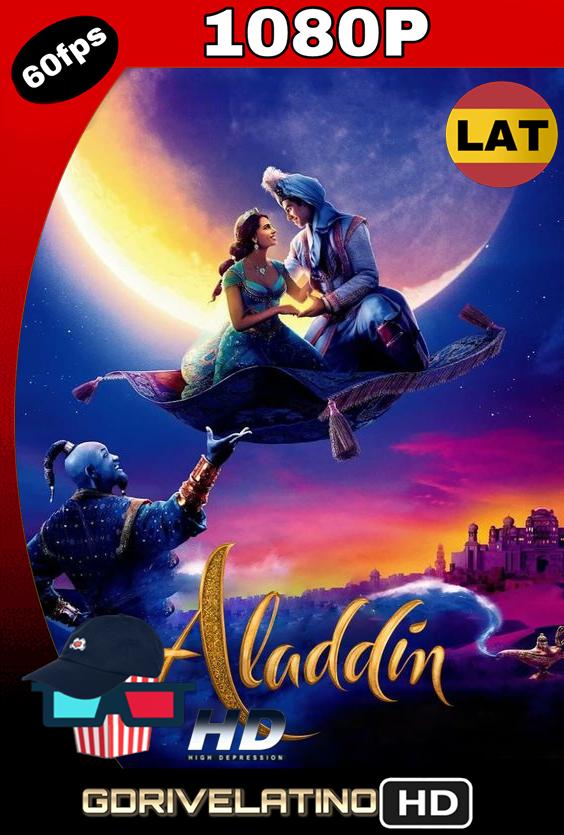 Aladdin (2019) BDRip 1080p Latino-Inglés MKV