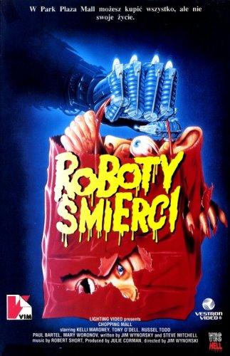 Roboty śmierci / Chopping Mall (1986) PL.AC3.DVDRip.XviD-GR4PE | Lektor PL