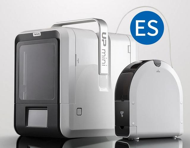 Tiertime UP Mini 2 ES - Cheap 3D Printer Under $1,000