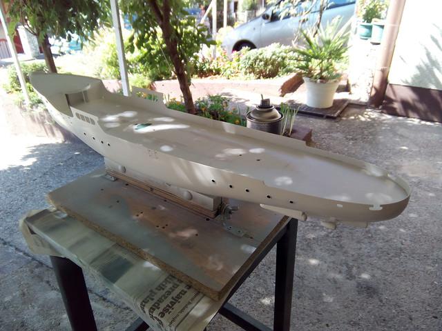 """Putnički brod """"Trogir"""" 1:62 IMG-20190819-110430"""