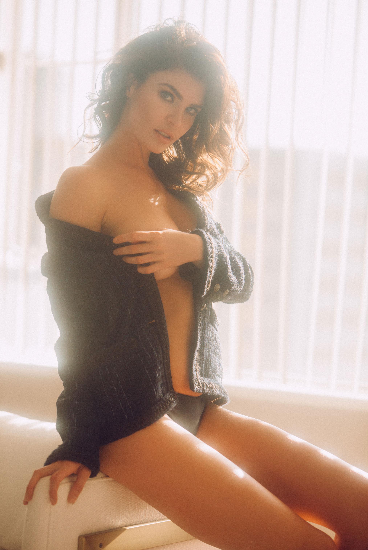 Юлия Лескова в люксовом французском нижнем белье / фото 14