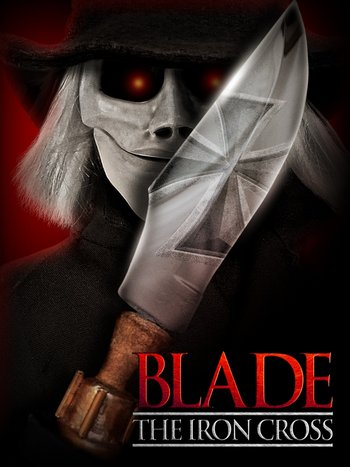 Blade the Iron Cross (2020) Unofficial Hindi Dubbed 720p HDRip Esubs DL