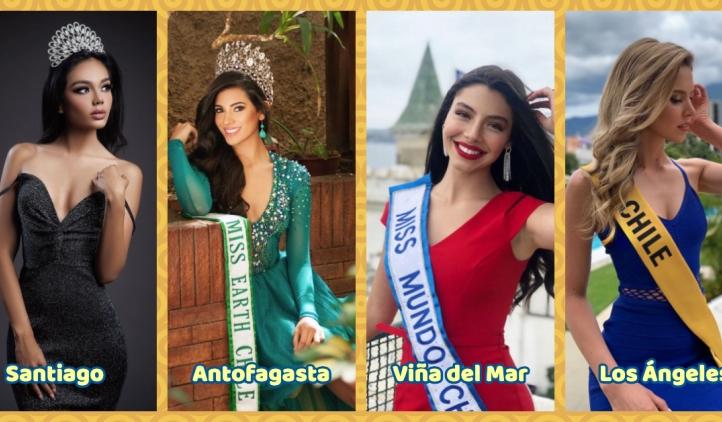 """""""Miss Chile sin Corona"""": Modelos se unen en campaña solidaria por Covid-19  Misses-722x422"""