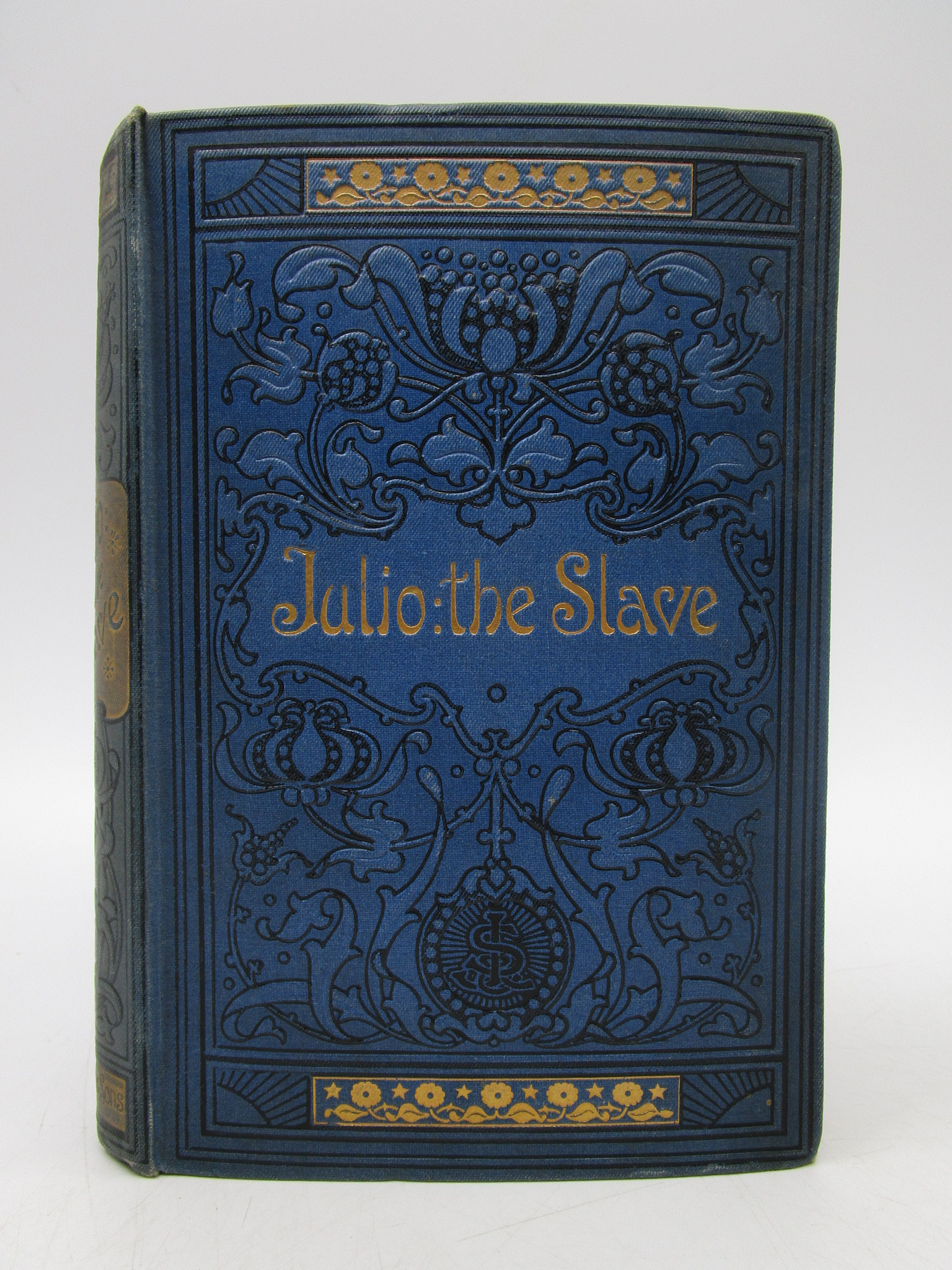 Image for Julio, the Slave: A Tale of the Vaudois