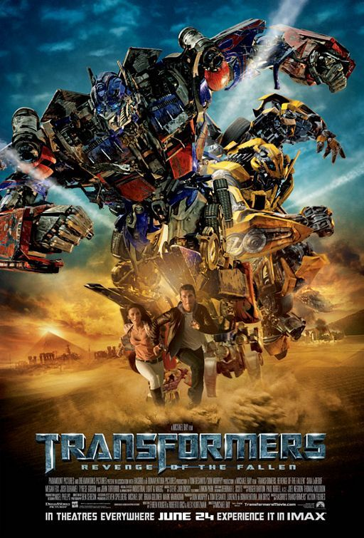 Transformers Revenge Of The Fallen 2009 Hindi Dubbed Movie Web-dl x264 AC3