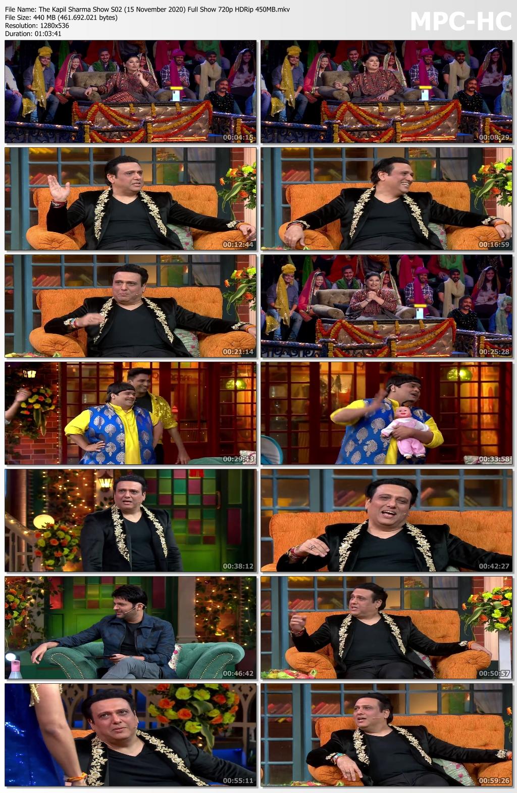 The-Kapil-Sharma-Show-S02-15-November-2020-Full-Show-720p-HDRip-450-MB-mkv-thumbs