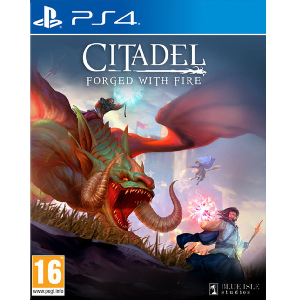 PS4 Citadel : Forged with Fire (Premium) Digital Download