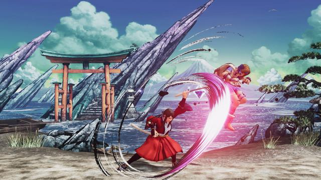 劍戟對戰格鬥遊戲《SAMURAI SHODOWN》季票3 DLC角色第2彈「高嶺 響」4月28日正式上線! SS02