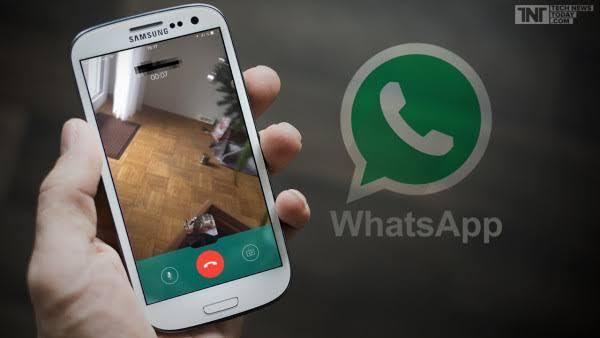 Whatsapp Sekarang Bisa Video Call Hingga 8 Orang