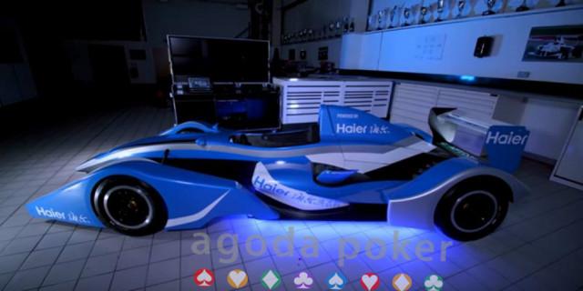Wow! Mobil Balap Formula Ini Pakai Motor Mesin Cuci yang cukup menarik