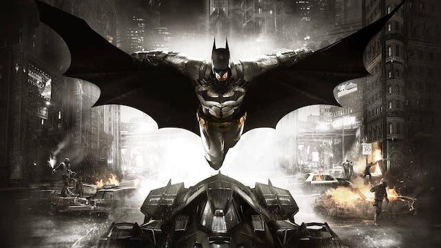 BATMAN: ARKHAM KNIGHT - Rocksteady Will Make Available The Earth 2 Dark Knight Skin To PlayStation 4 Players