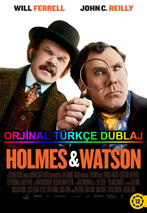 Holmes ve Watson | 2018 | BDRip | XviD | Türkçe Dublaj | m720p - m1080p | BluRay | Dual | TR-EN | Tek Link
