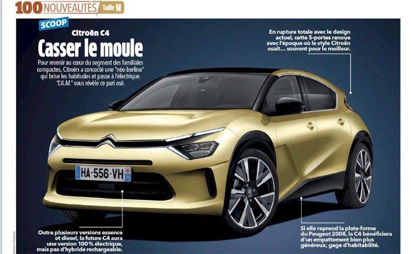 2021 Citroën C4 III 26