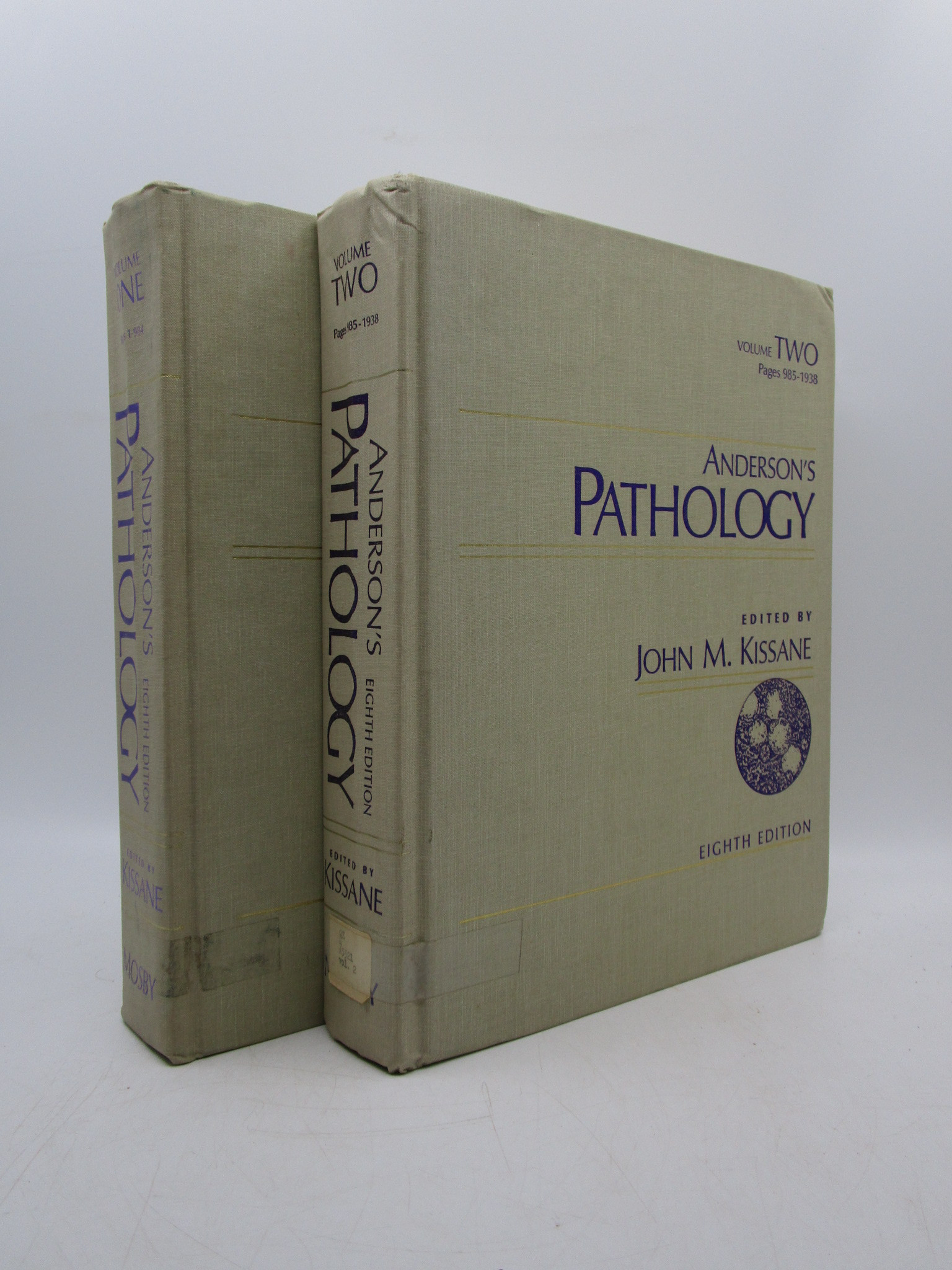 Image for Anderson's Pathology (2 volumes)