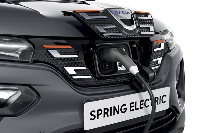 Nouvelle Dacia Spring Electric : La Révolution Électrique De Dacia 2020-Dacia-SPRING-17