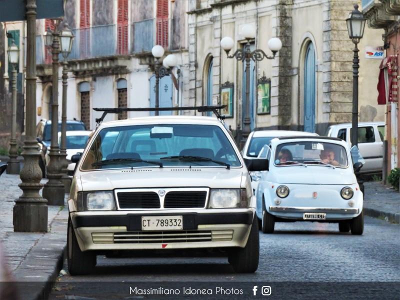 avvistamenti auto storiche - Pagina 31 Lancia-Prisma-1-3-78cv-87-CT789332-2