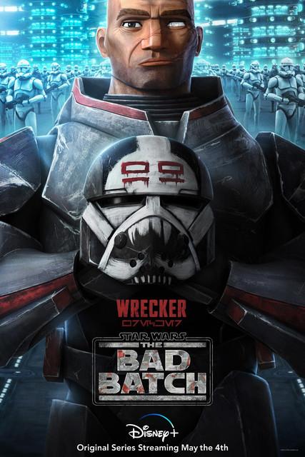 Star Wars : The Bad Batch [Lucasfilm - 2021] 6