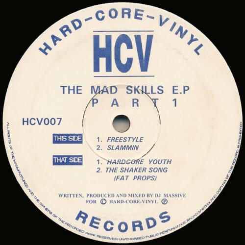 Download DJ Massive - The Mad Skills E.P Part 1 mp3