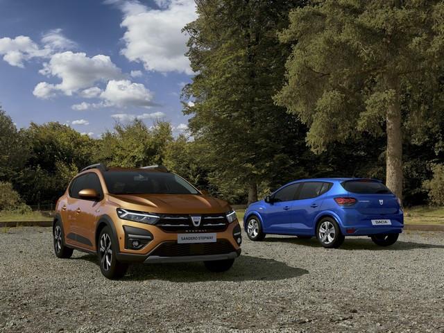 Nouvelle Sandero, Sandero Stepway Et Logan : Dacia Redéfinit L'automobile Essentielle Et Contemporaine 2020-Nouvelles-Dacia-SANDERO-et-SANDERO-STEPWAY-1