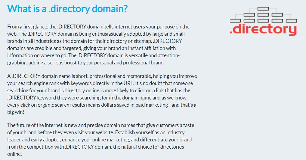 dot-directory