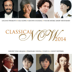 Compilations incluant des chansons de Libera Classical-Now-2014-300