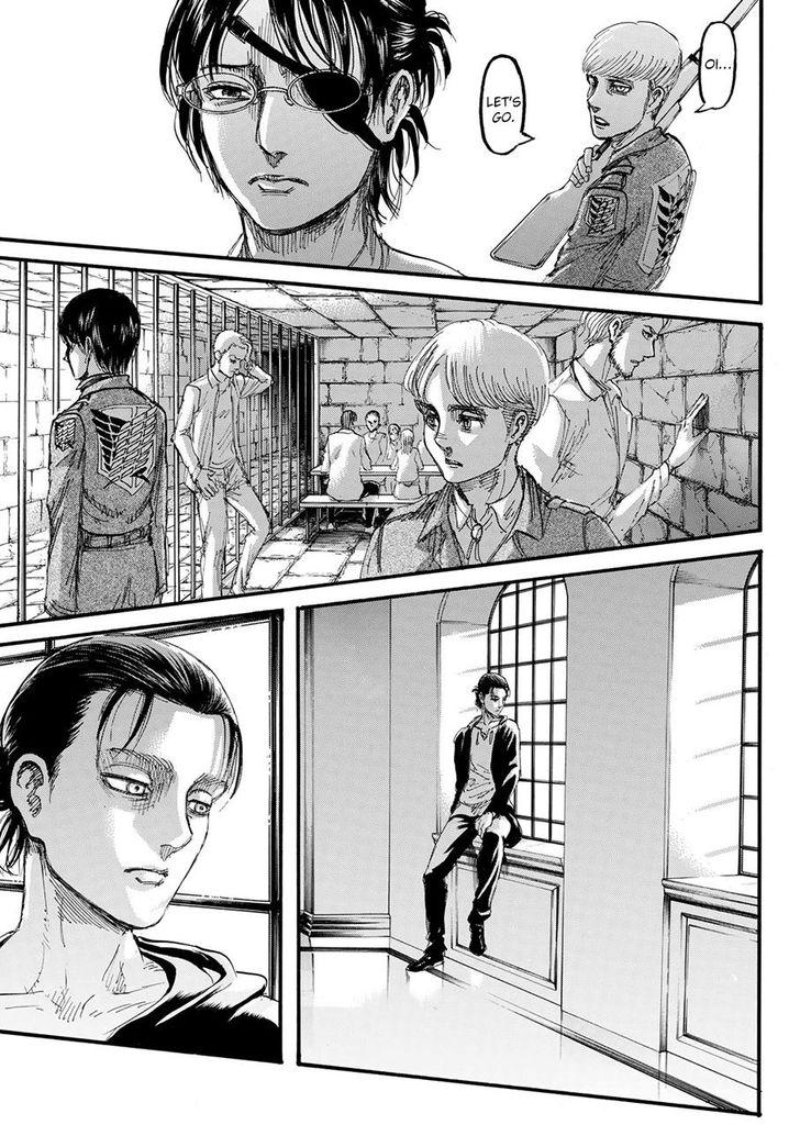 Shingeki No Kyojin, Chapter 113 - Attack On Titan Manga Online