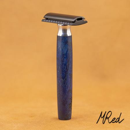 Les rasoirs de MRED (manches, custom...) - Page 6 Bois-stabilis-bleu-3-sur-4