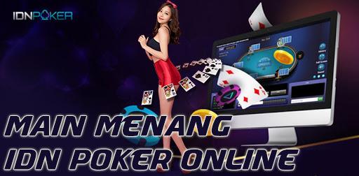 Main Menang Idn poker Online