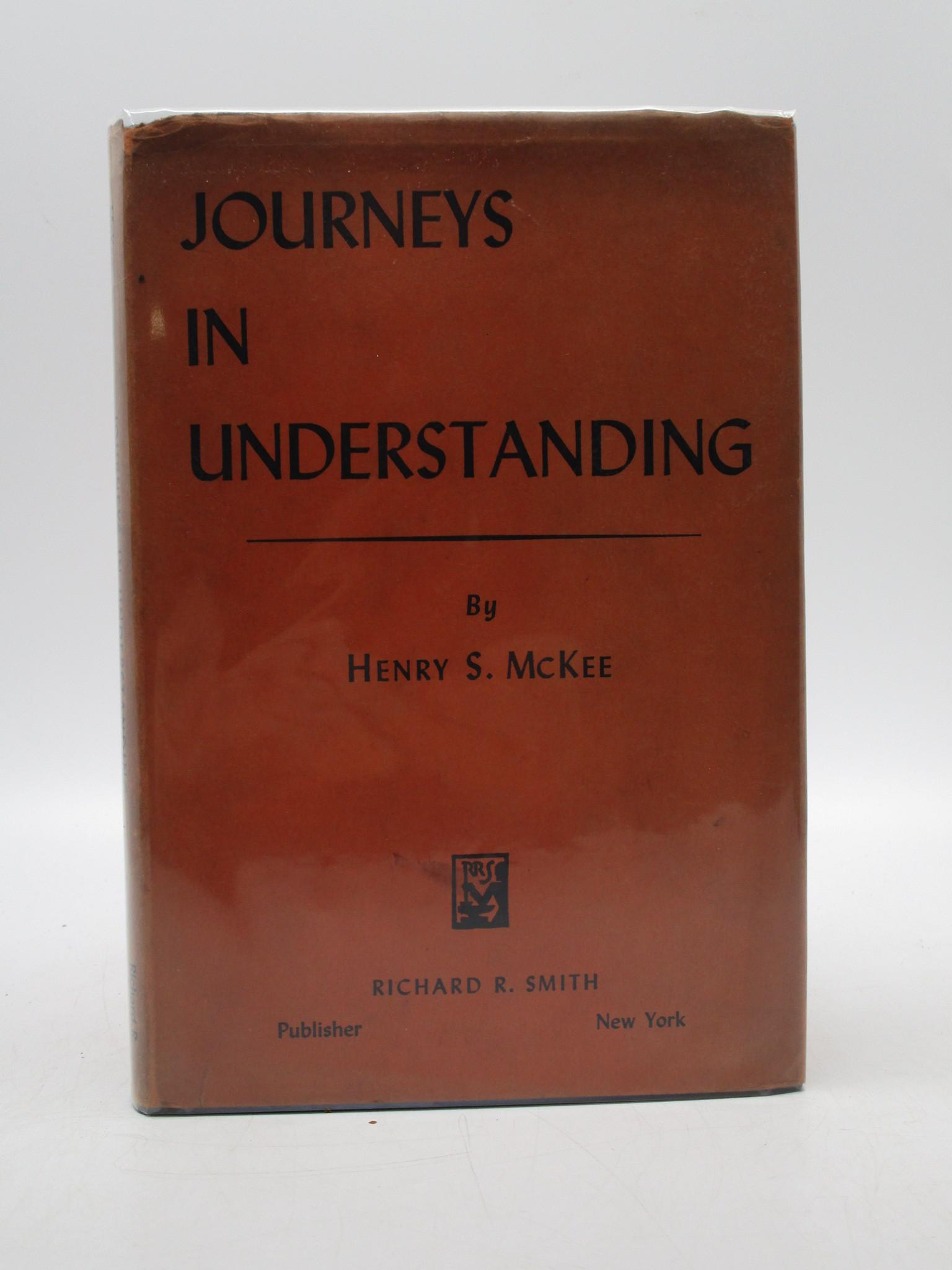 Image for Journeys in Understanding