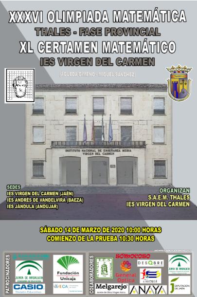 CARTEL-OLIMPIADA