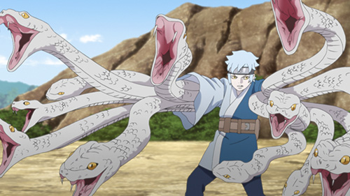 Boruto Episode 159 Subtitle Indonesia