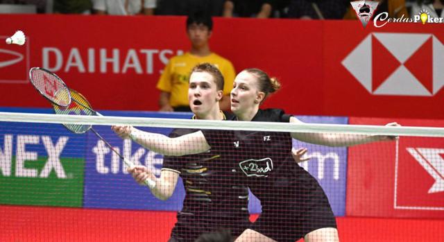 Pelatih Prancis Tentang Gicquel/Delrue: Isi Otak Mereka Cuma Badminton