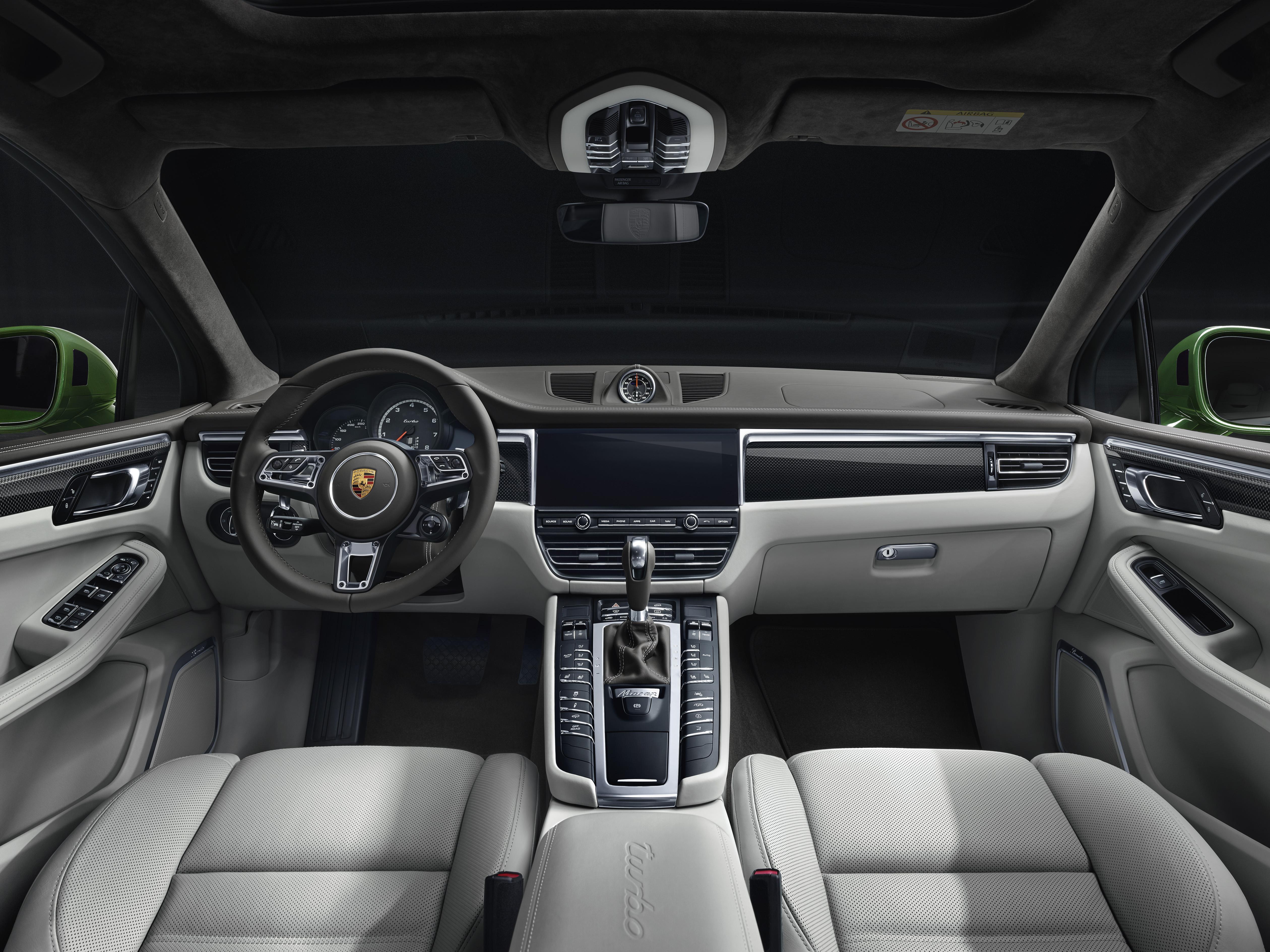 Porsche Macan Facelift (2019) 11