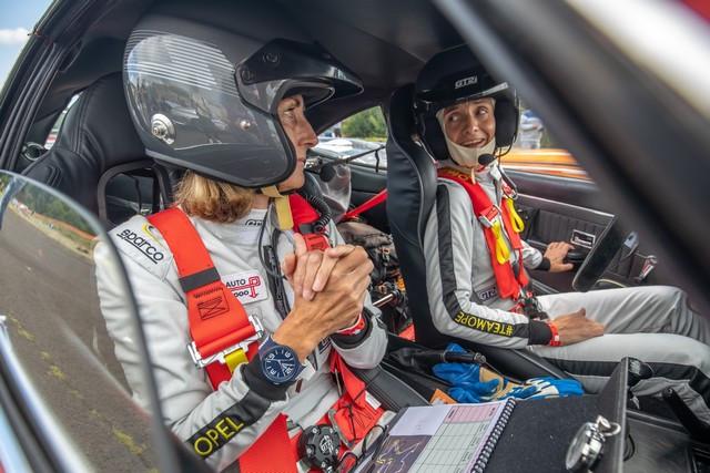Tour Auto 2021 : Melina, Anne-Chantal et l'Opel GT sont de retour ! Opel-GT-Epreuve-Anne-Chantal-Pauwels-Melina-Priam-512803