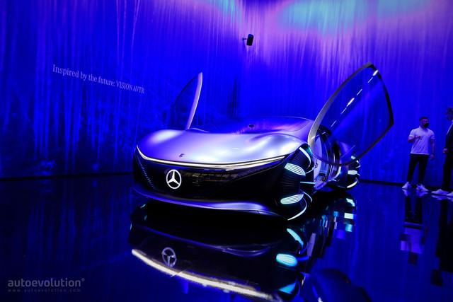 2020 - [Mercedes] Vision Avtr concept 7467-A8-E8-6389-4472-B6-A4-DE57-EA6428-AF