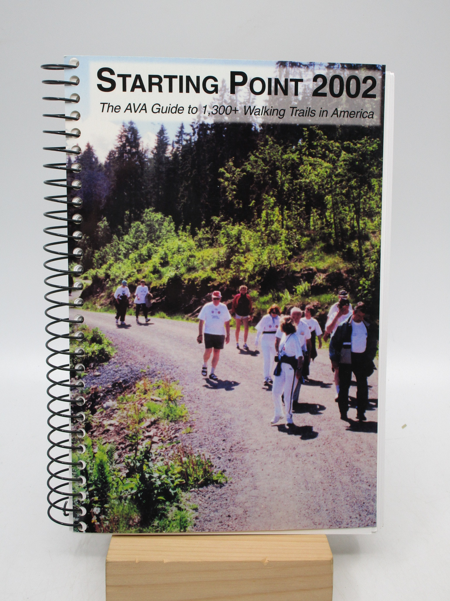 Image for Starting Point 2002: The AVA Guide to 1,300+ Walking Trails of America