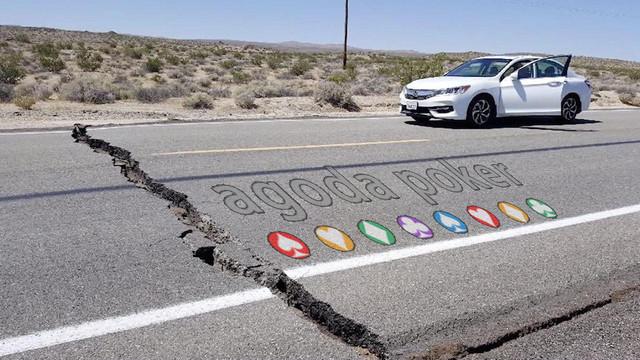 Gempa California Terbesar dalam 2 Dekade, USGS: Waspada  Susulan
